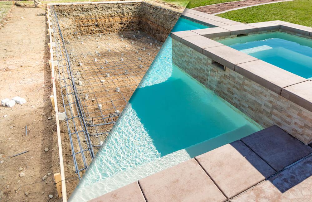 Stavba bazénu na kľúč Bratislava