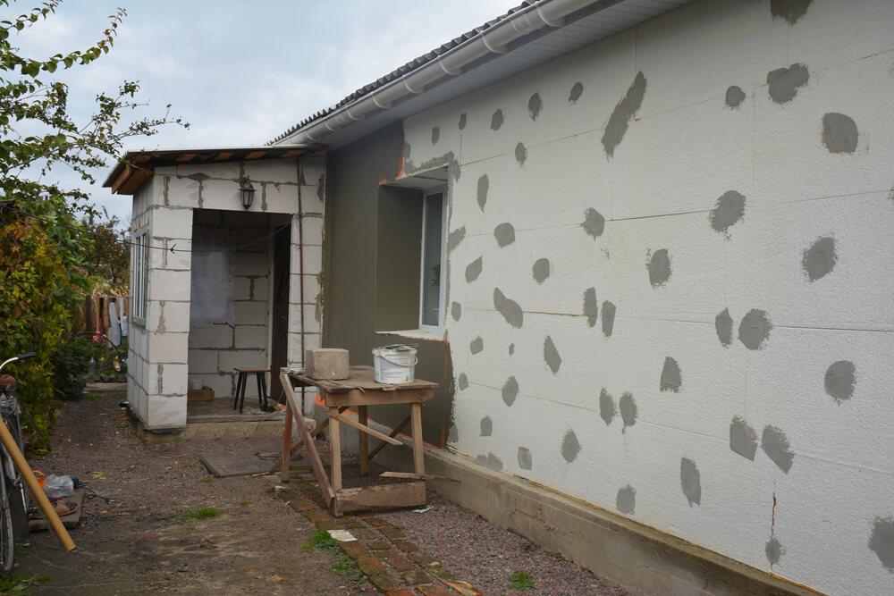 Stavba domu z polystyrénových tvárnic na kľuč Bratislava