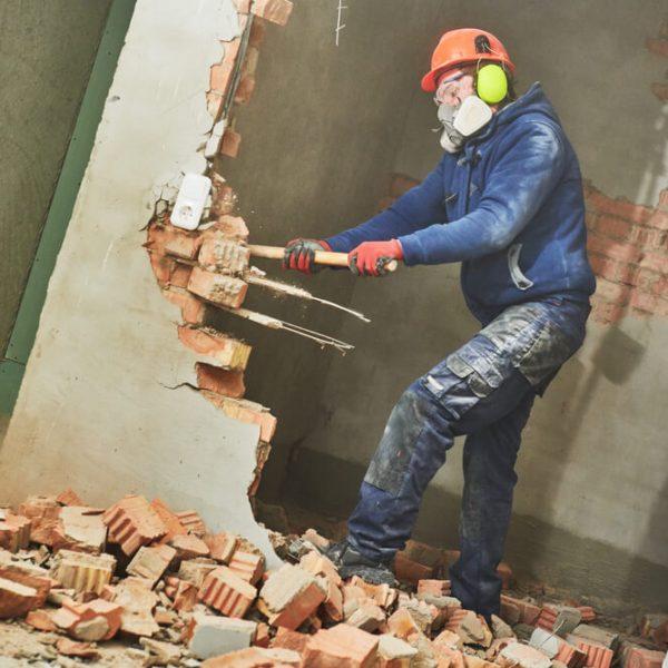 Búranie priečky v dome či byte Bratislava