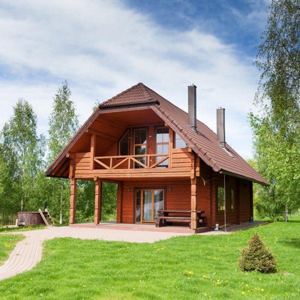 Stavba drevených domov na kľúč Bratislava