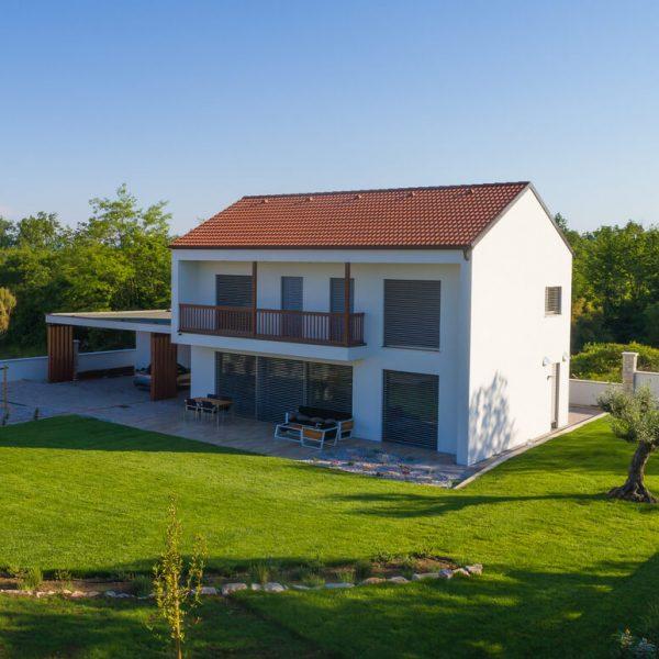 Stavba pasívneho domu na kľúč Bratislava