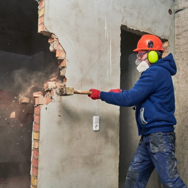 Búranie nosnej steny v byte alebo dome Dobrá stavba